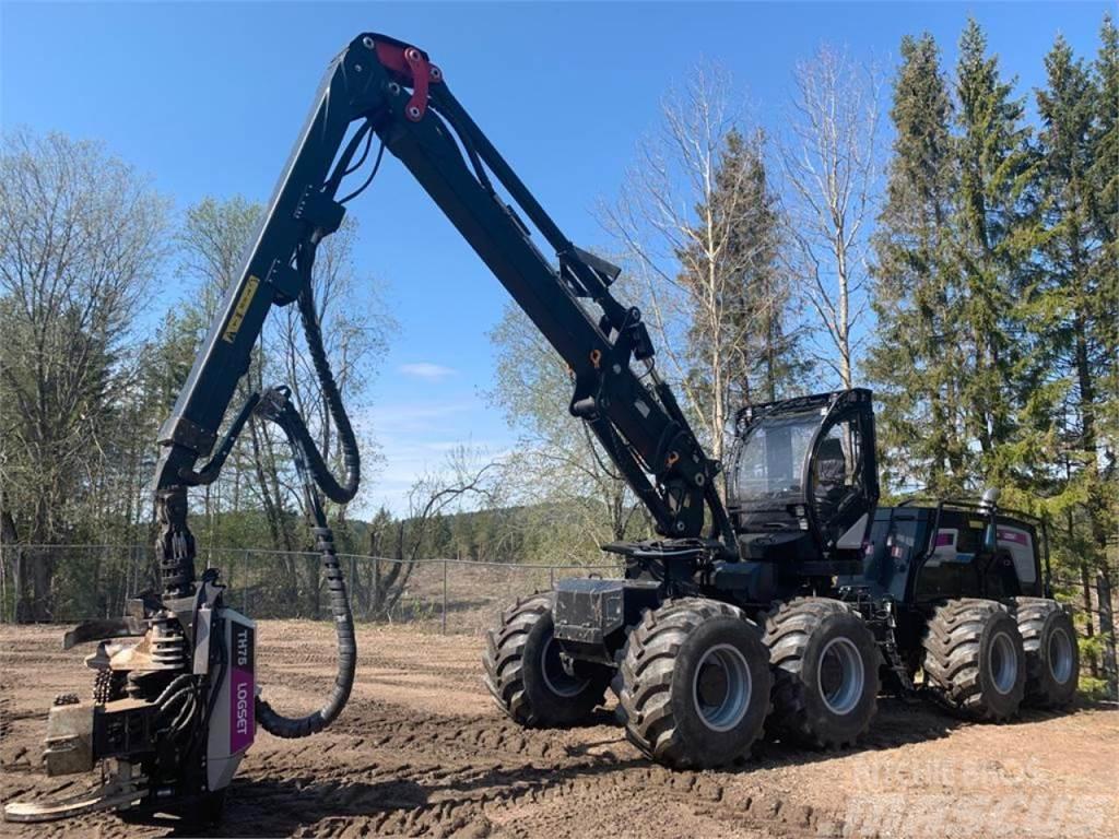 Logset 12H GTE Hybrid