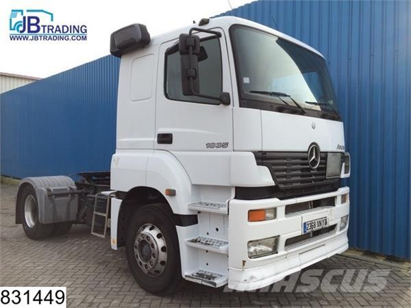 Mercedes-Benz Axor 1835 Manual, ADR