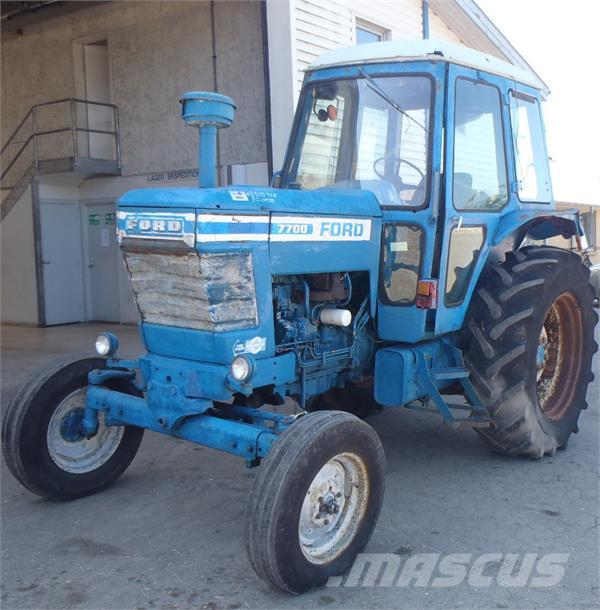 Ford 7700