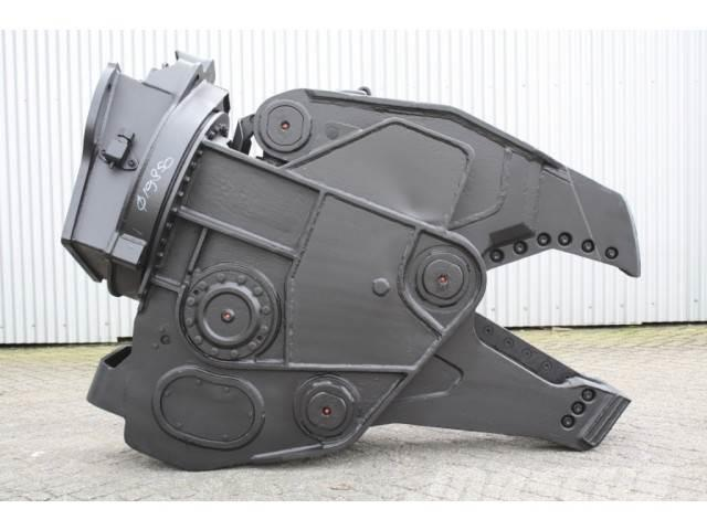 Verachtert Demolitionshear VTS 40 / MP20