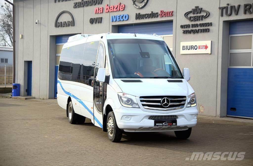 Mercedes-Benz CUBY Sprinter 519 Special Line (327) OD RĘKI