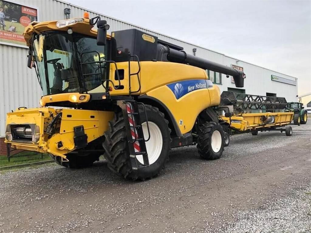 New Holland CR9080 25km/h