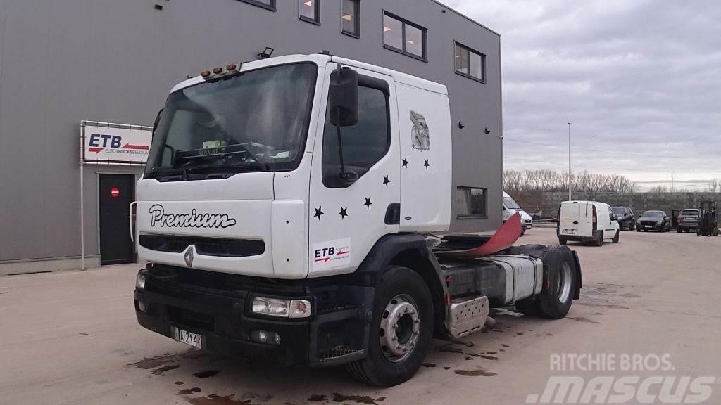 Renault Premium 370 (MANUAL GEARBOX / BOITE MANUELLE)
