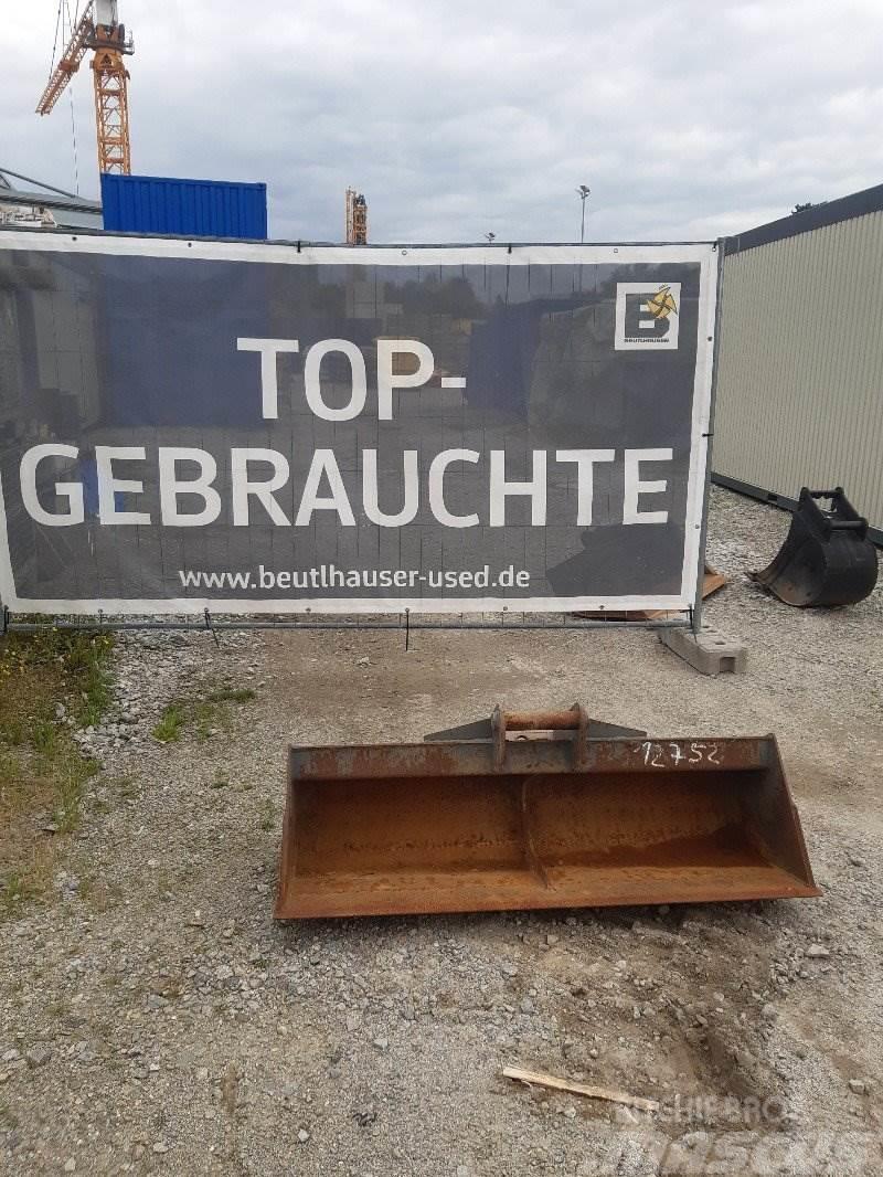 Liebherr Grabenräumlöffel 1400mm MS03