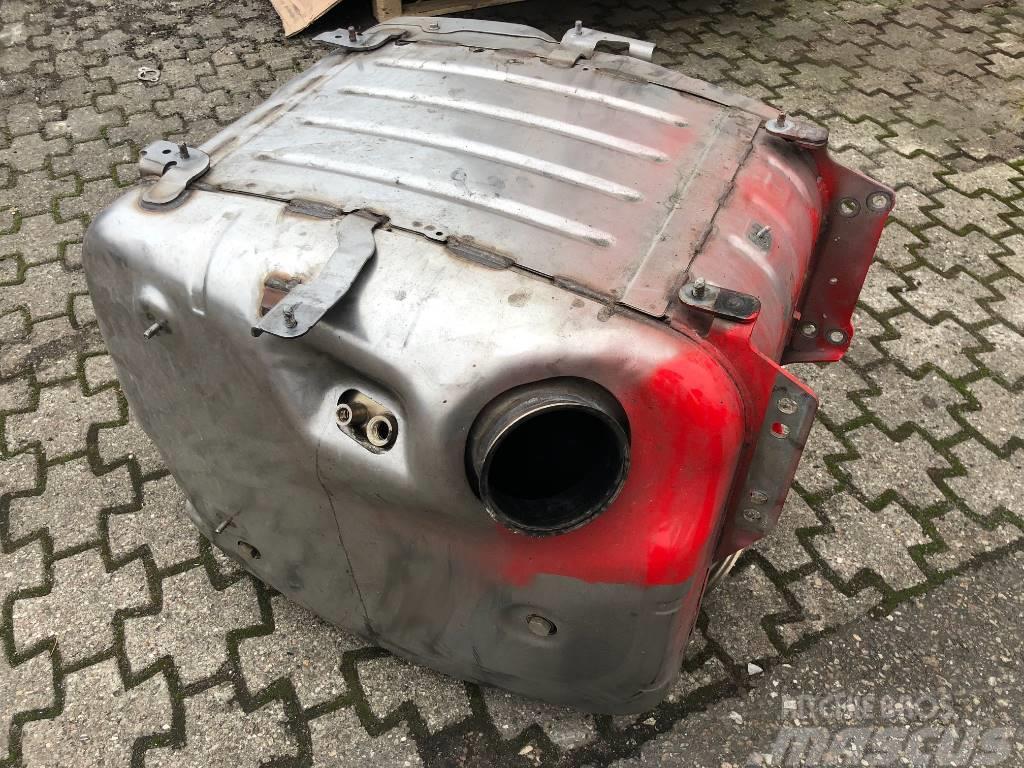Scania 450 HK - EURO 6 UDSTØDNING / EXCHAUST P/N: 2587684