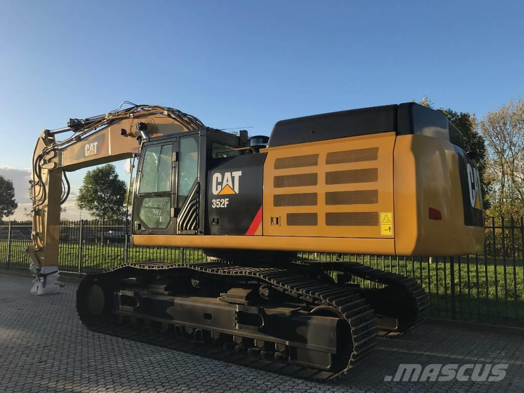 Caterpillar 352FL 2018