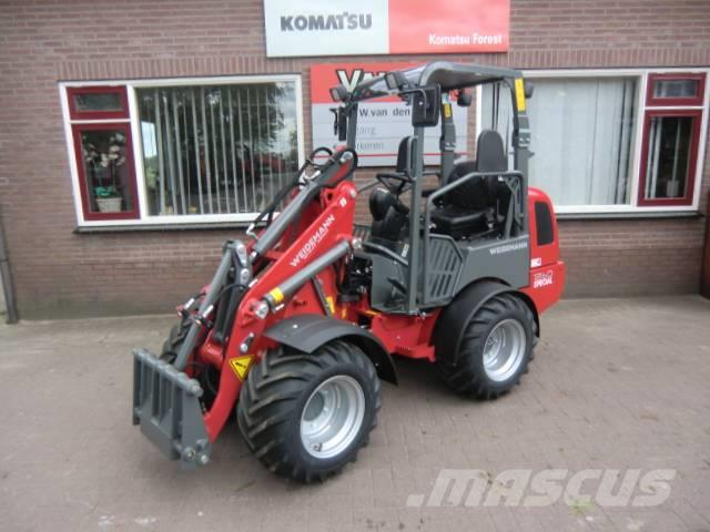 Weidemann 1260, Multi purpose loaders