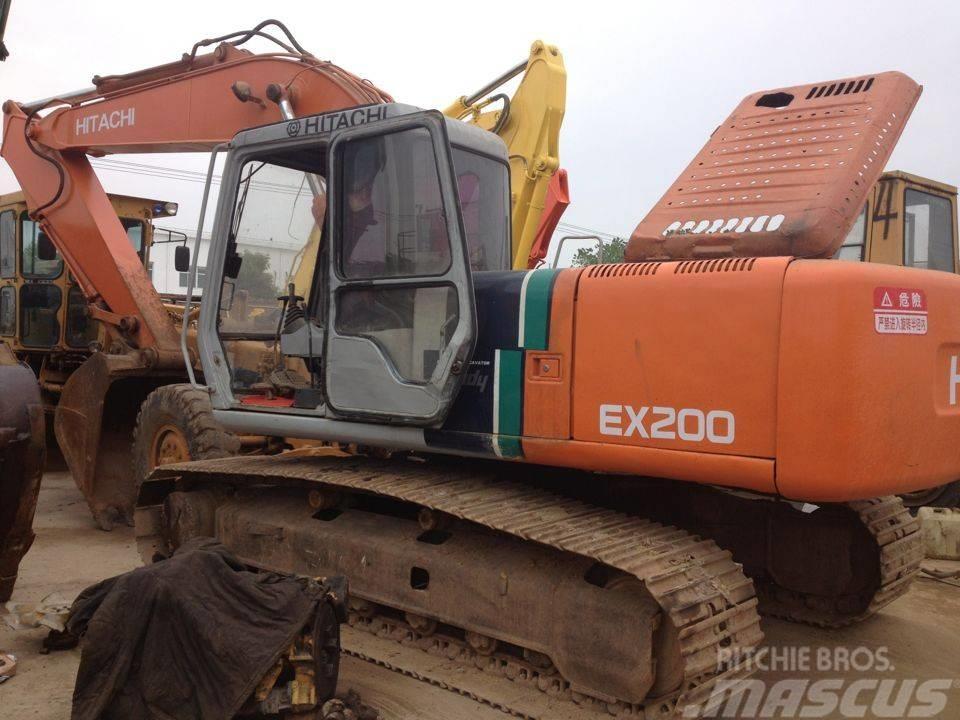 hiatchi EX200-2