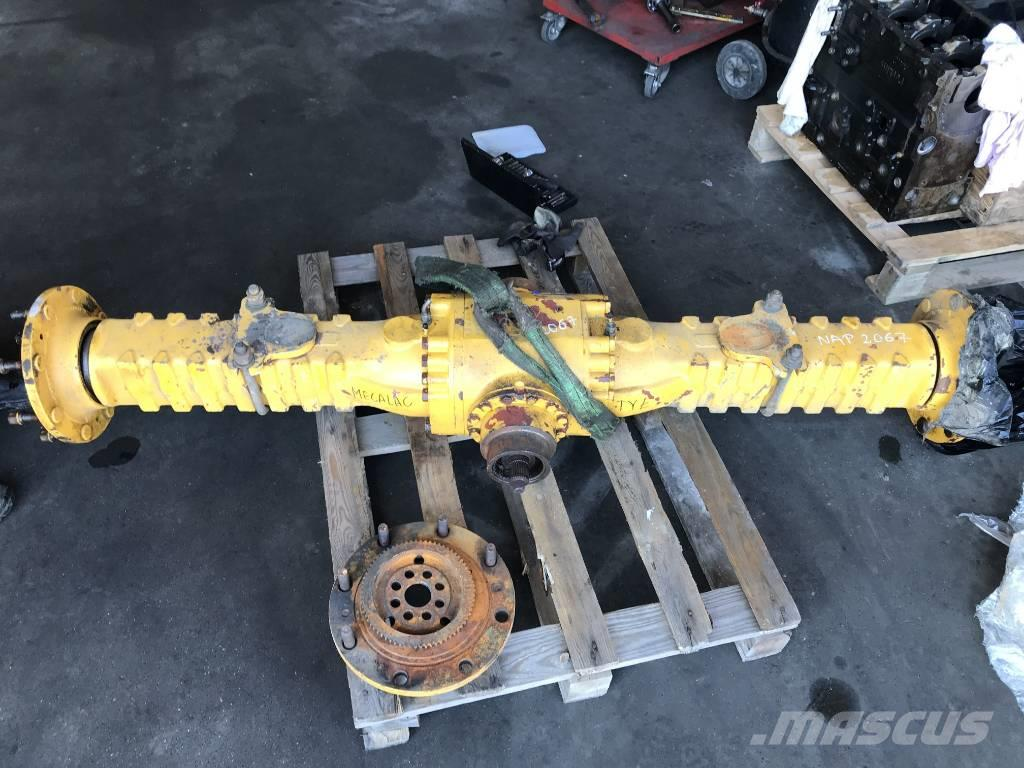Mecalac Dana Spicer 311 112 Axle Gear Achse Differential