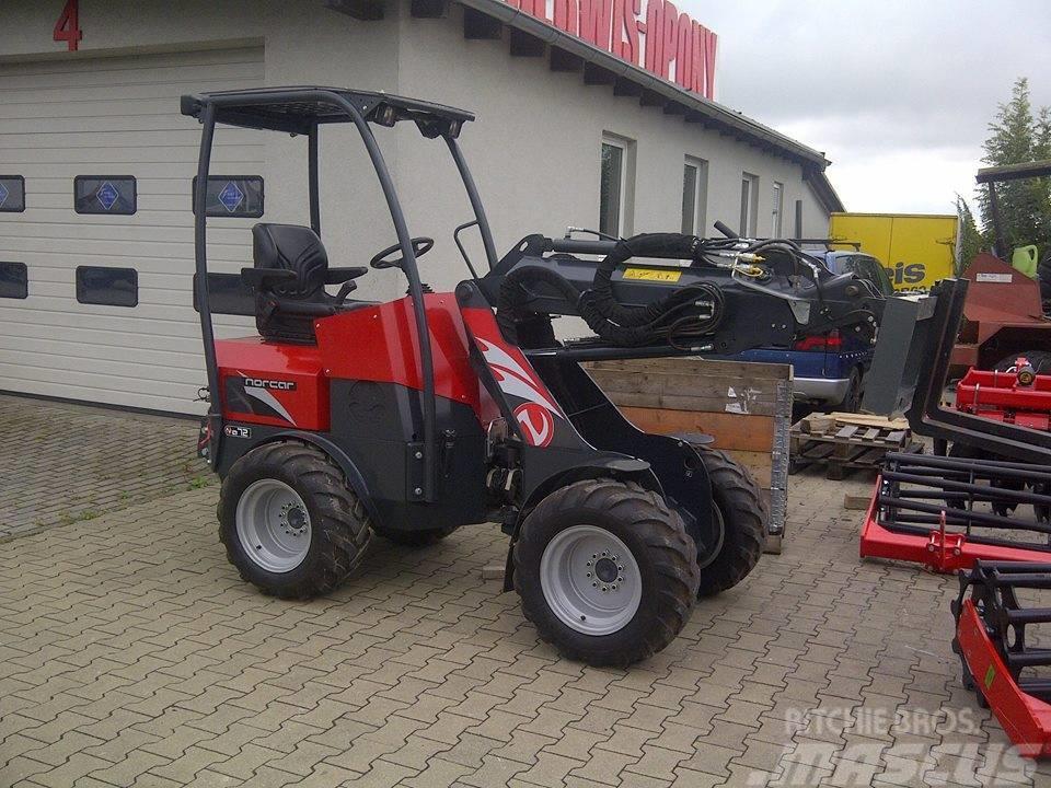 Norcar a7236, NEW, heavy duty proffesional loader,