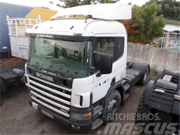 Scania 114G - 380