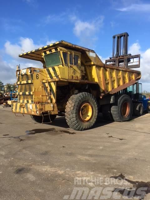 Wabco Haulpak 50 ton