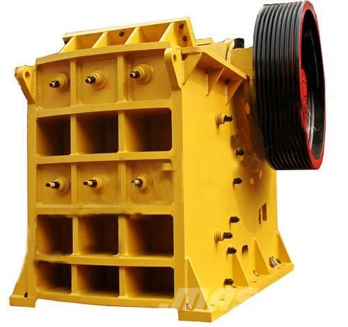 White Lai High Output Capacity Stone Jaw Crusher PE1200x1500
