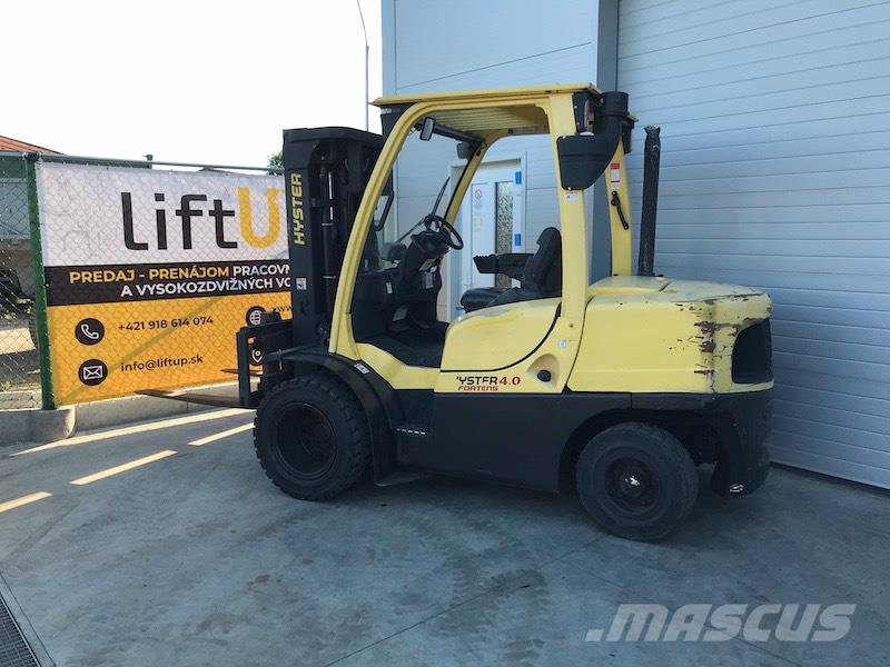 Hyster 4.0 FT5