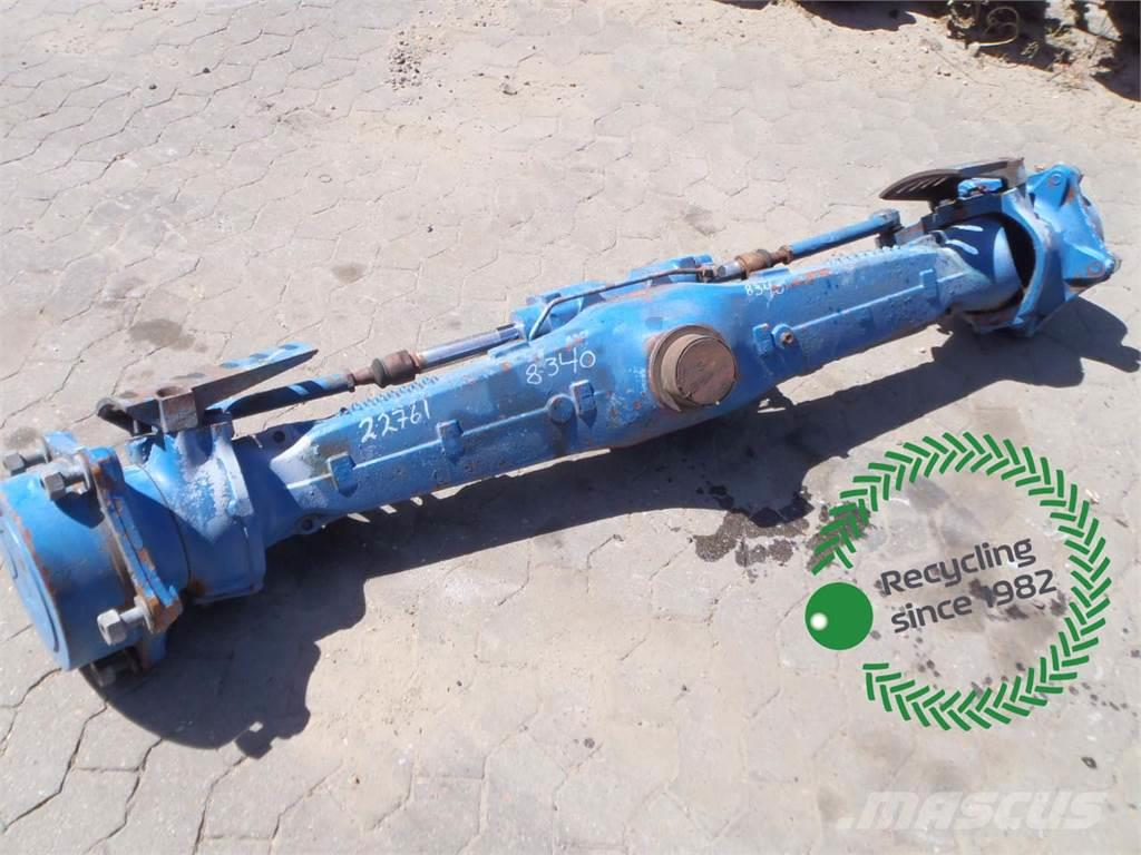 Ford 8340 Front Axle