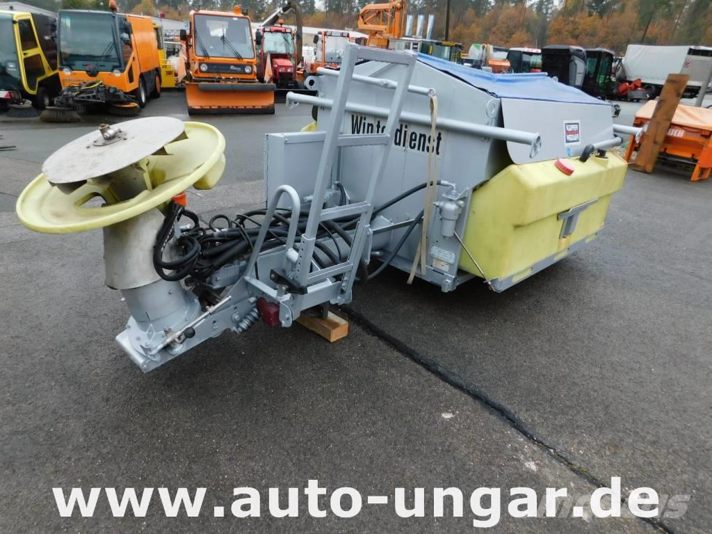 Küpper-Weisser STA95 W15HFV 1.5m³ + Sole Salzstreuer Multicar