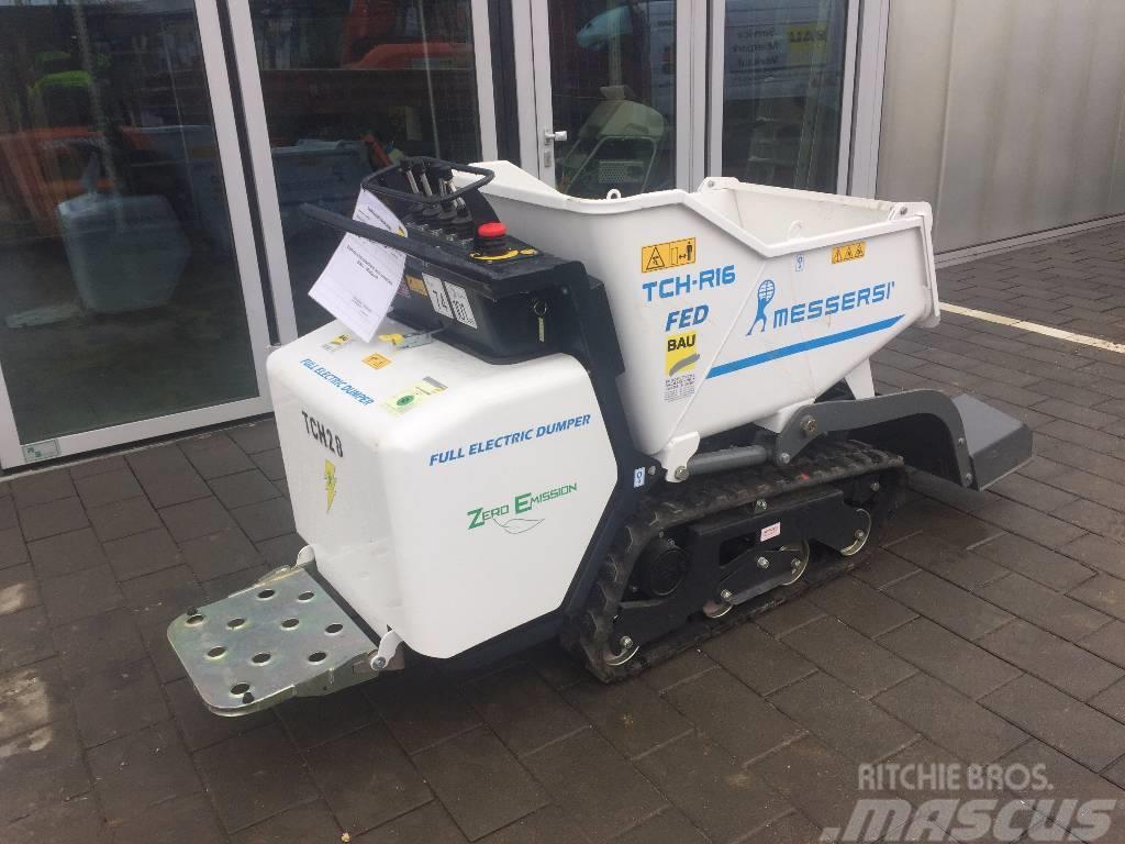 Messersi TCH-R 16 Elektrodumper