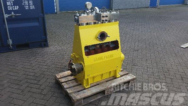 Hammelmann HDP 232 40mm High Pressure Pump Hammelm
