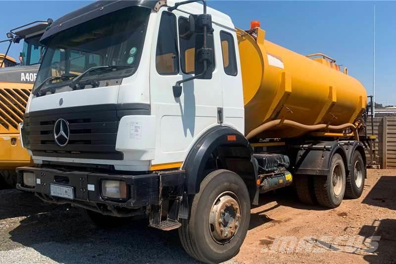 [Other] Other 1996 MERCEDES BENZ 2629 WATER TANKER 16L.