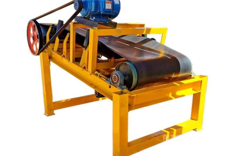 Sino Plant Magnetic Conveyor belt 1.8-2K