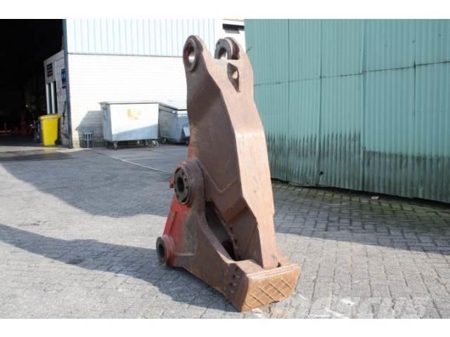 Caterpillar Demolitionshear MP20 S Jaw