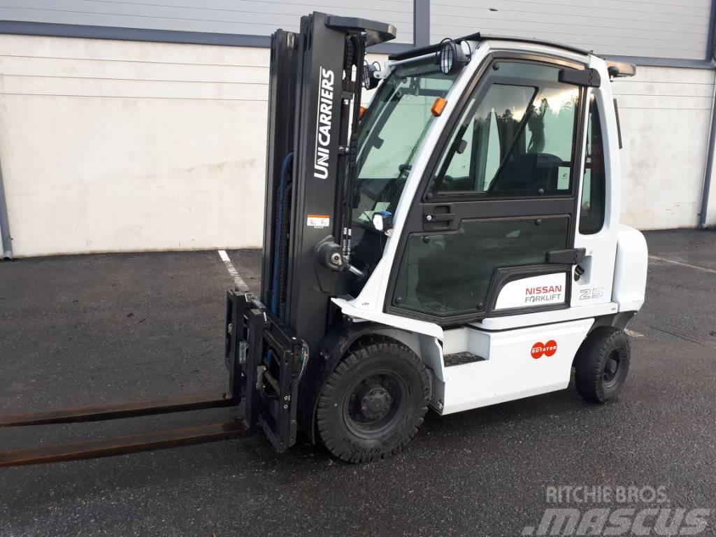 Nissan Y1D2A25Q