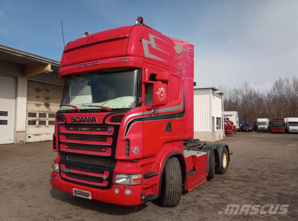 Scania R500 LA 6x2
