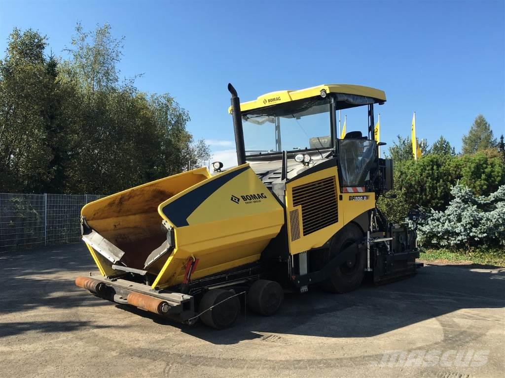 Bomag BF 800 P S500