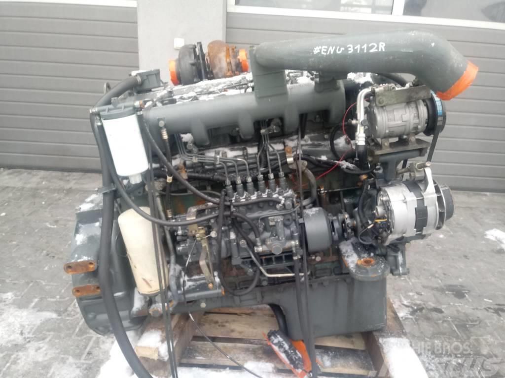Doosan DE12TIS Daewoo Mega 400 Engine Motor