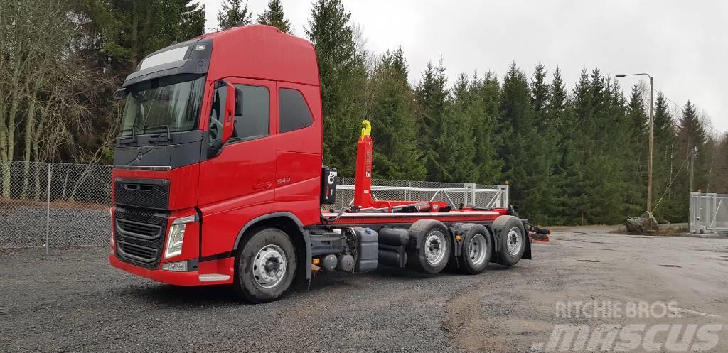 Volvo FH540