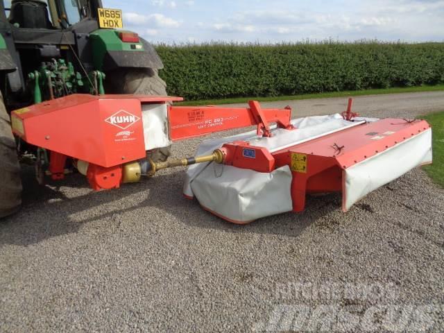 Kuhn FC 283 mower conditioner