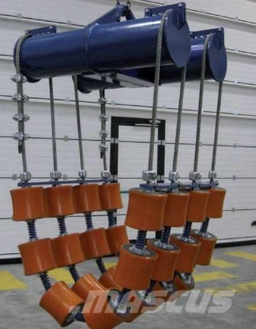 [Other] 48-60 Inches 50 Ton Roli Roller Cradles
