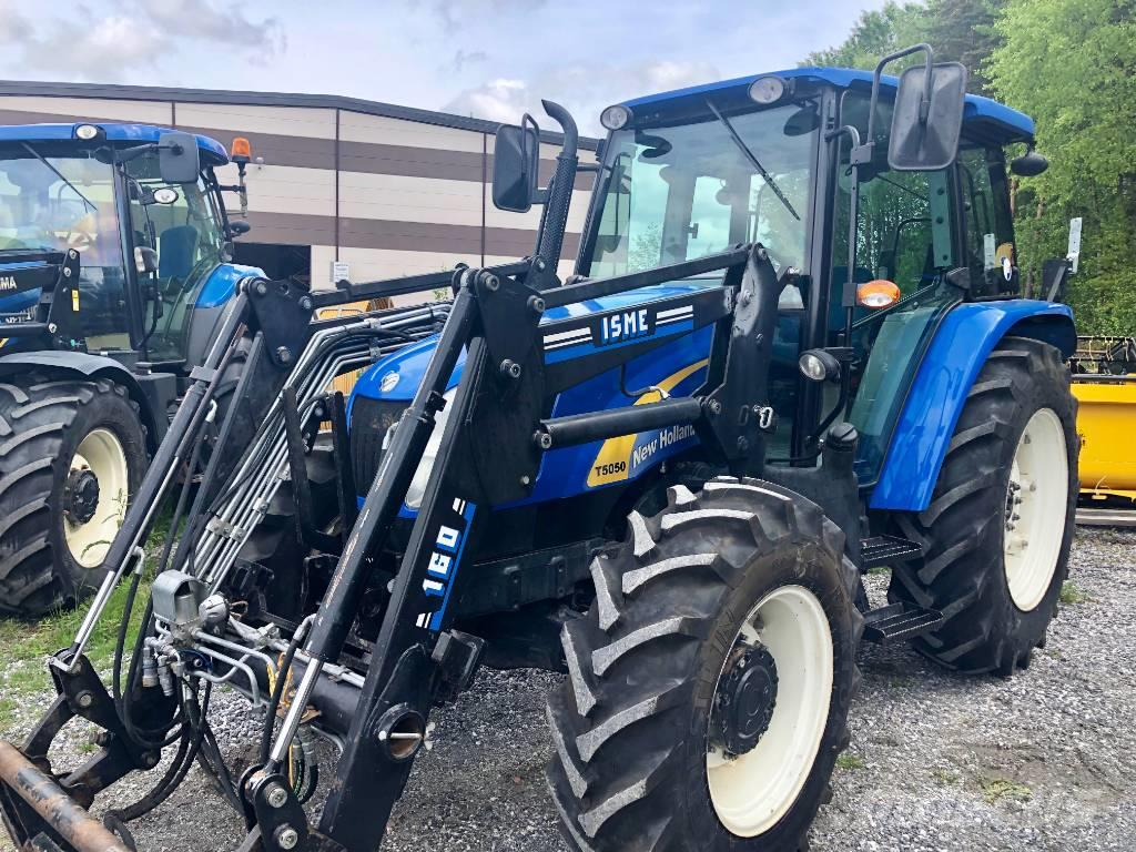 New Holland T5050 DC PS