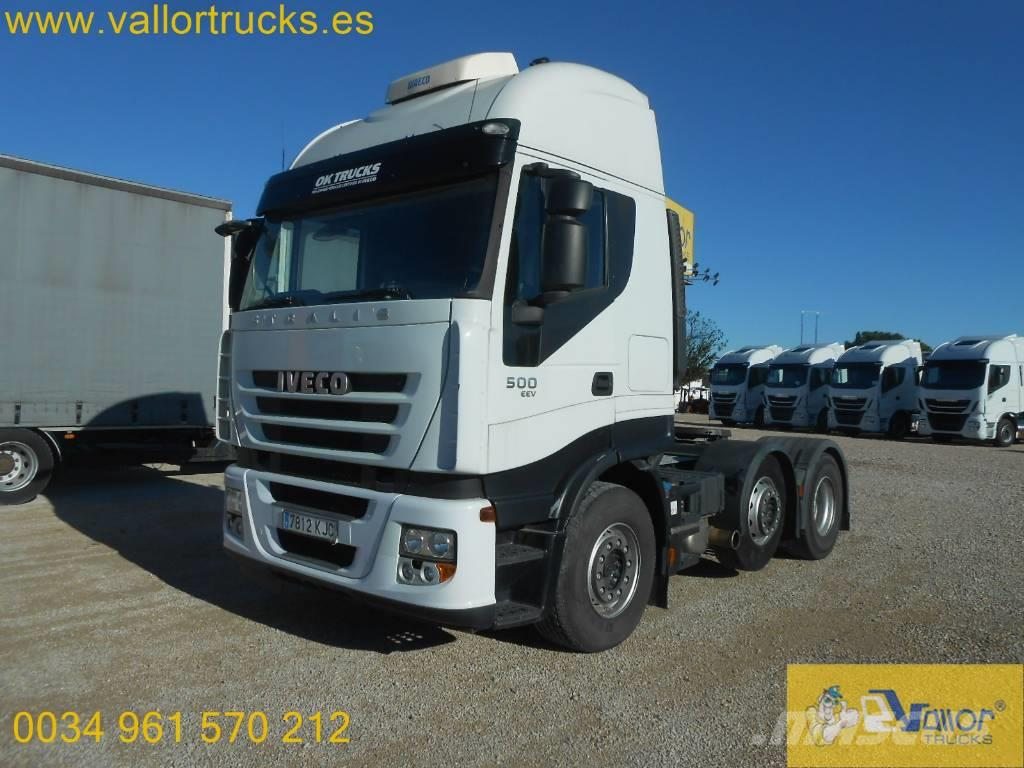 Iveco AS440S50T/PX