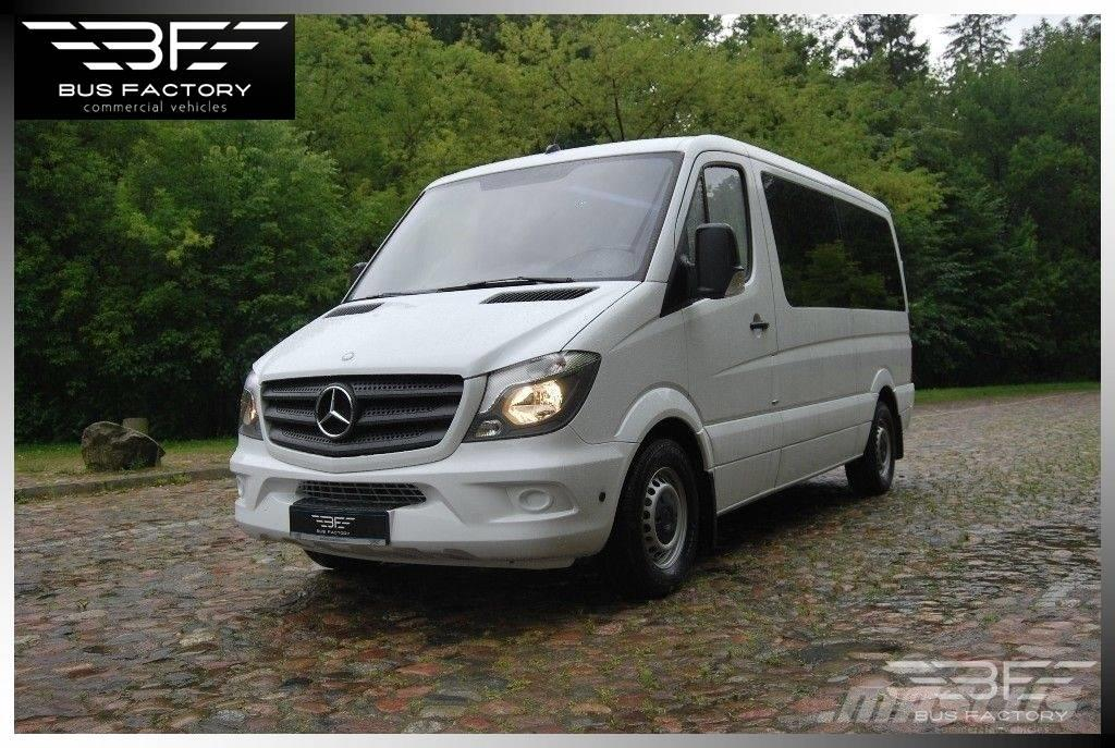 Mercedes-Benz Sprinter 316 Special 8+1 for disabled persons !!