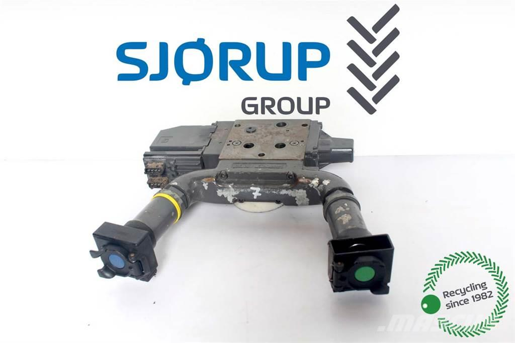 Valtra T203 Remote control valve