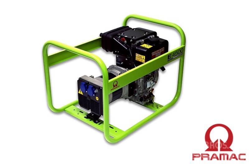 Pramac E4500 230V 3.9 kVA