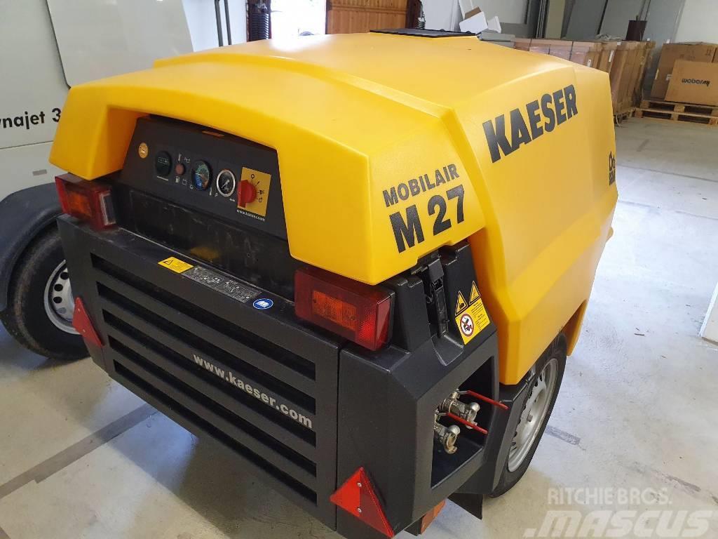 Kaeser M27PE