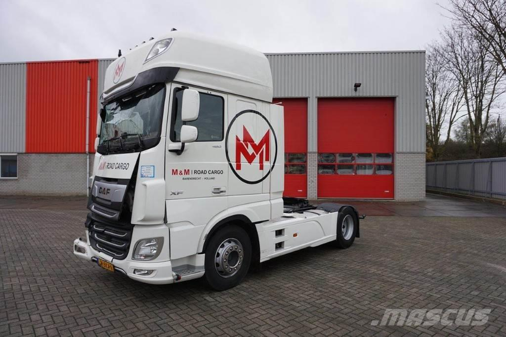 DAF XF106-480 / SUPER SPACECAB / AUTOMATIC / EURO-6 /