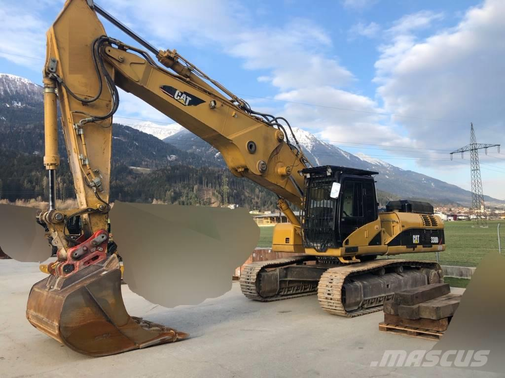 Caterpillar 330 D L UHD