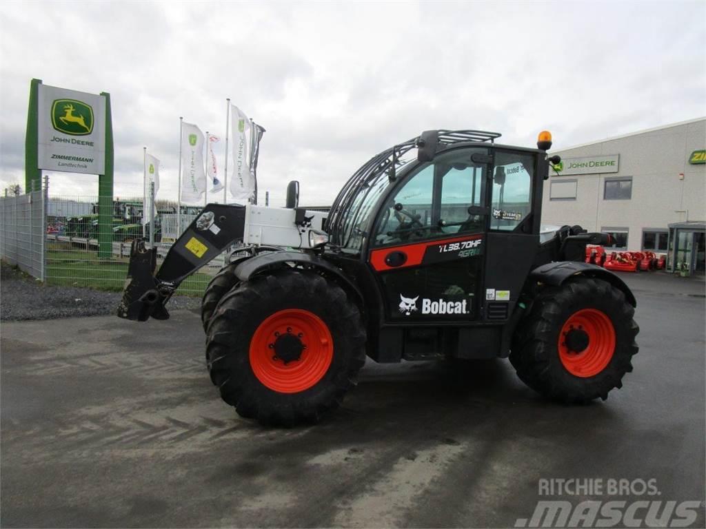 Bobcat TL 38.70HF Agri IV
