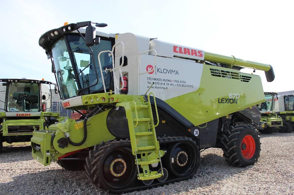 CLAAS Lexion 670 TT