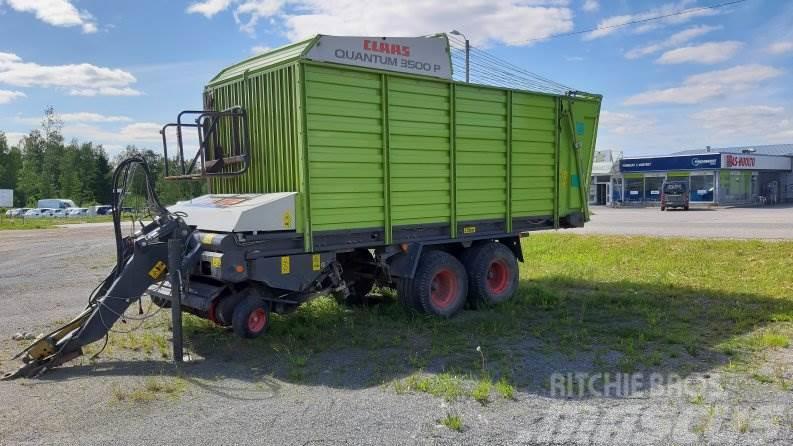 CLAAS 3500P Noukinvaunu