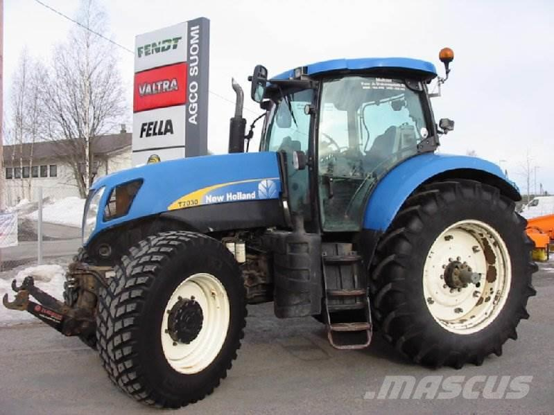 New Holland 7030 PC