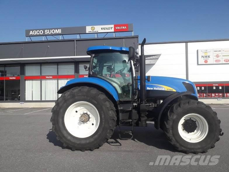New Holland 7060 PC
