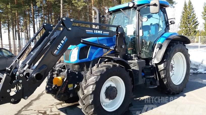 New Holland T6.165 EC