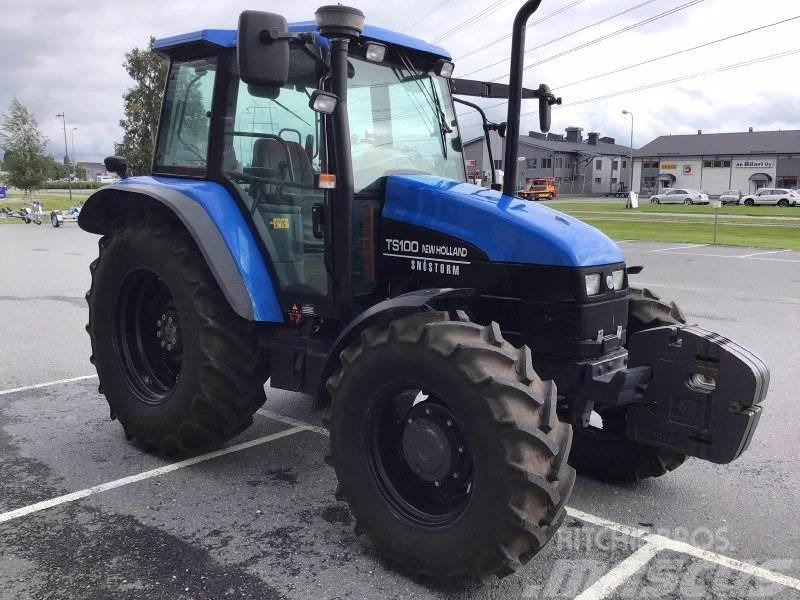 New Holland TS100 ES