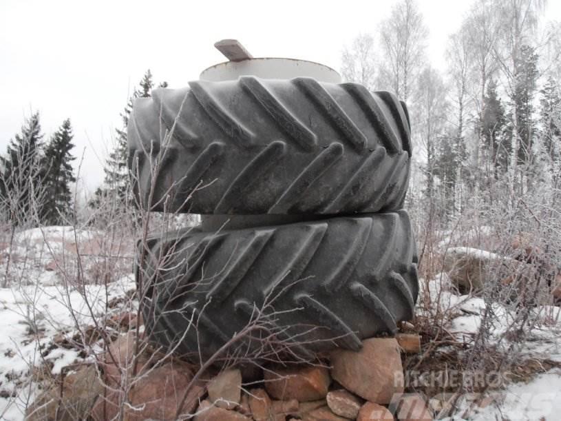[Other] 650/42 PARIPYÖRÄT 580/30