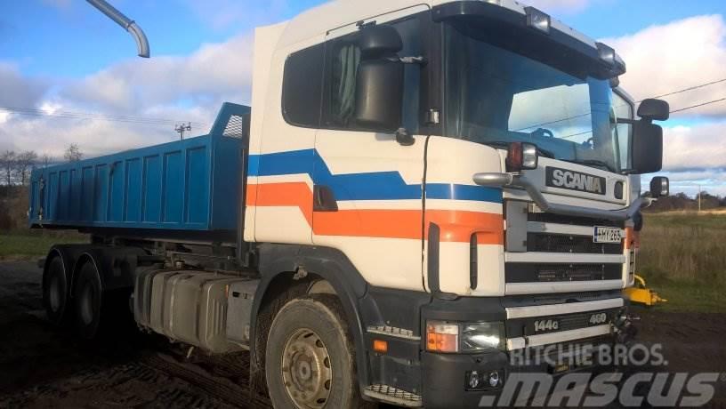 Scania R144 460 Kouk AUTO