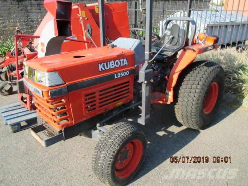 Kubota L2500